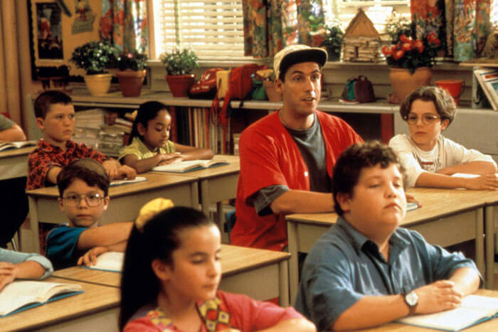 Adam Sandler, Billy Madison