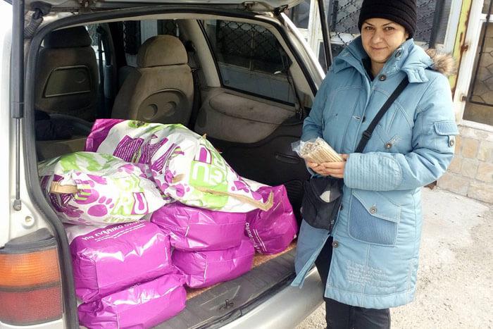 Bulgaria animal rescuers